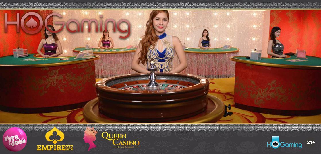 HO Gamingライブカジノ
